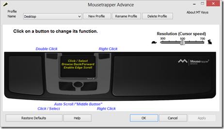 Aplicação MT Keys